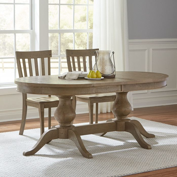 A Cottage Style Design With A Rustic Pine Finish, This Reclaimed Wood Table  Offers