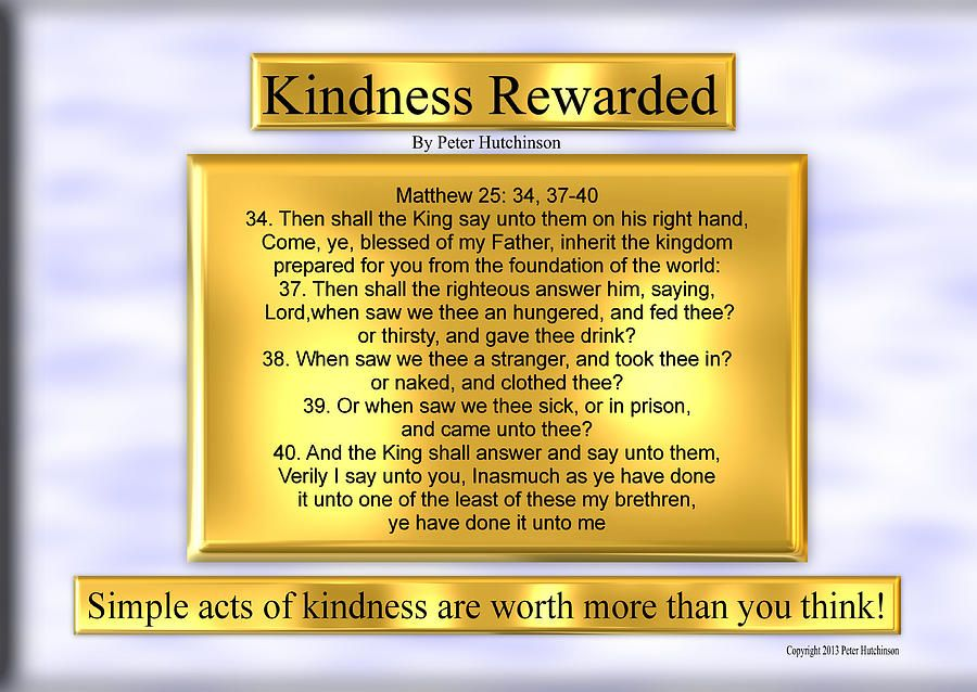 Image result for bible verses about kindness and goodness