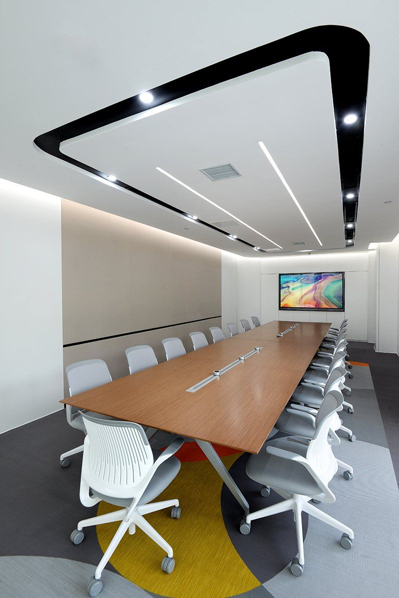 Office Tour Aptiv Offices Shanghai Conference Room Design
