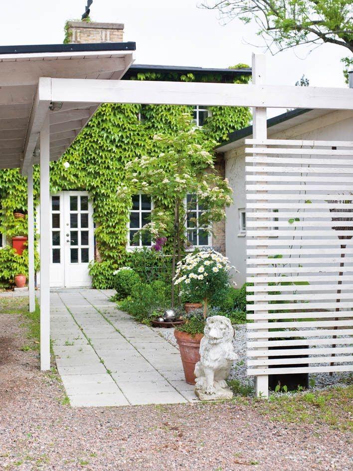 Scandinavian Retreat All in one Landscape Pinterest Arbors