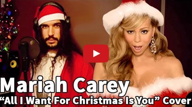 A Few Years Ago Mariah Carey Gave Us One Of The Greatest Christmas Songs Of All Time All I Want For Christmas Is You The Song Became Mariah Carey Songs Carey