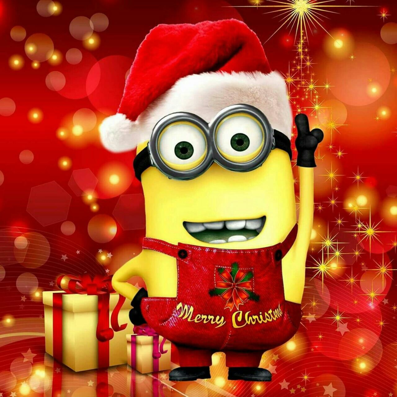 Pin By Rita Willers On Kersfees Boodskappe Minion Christmas