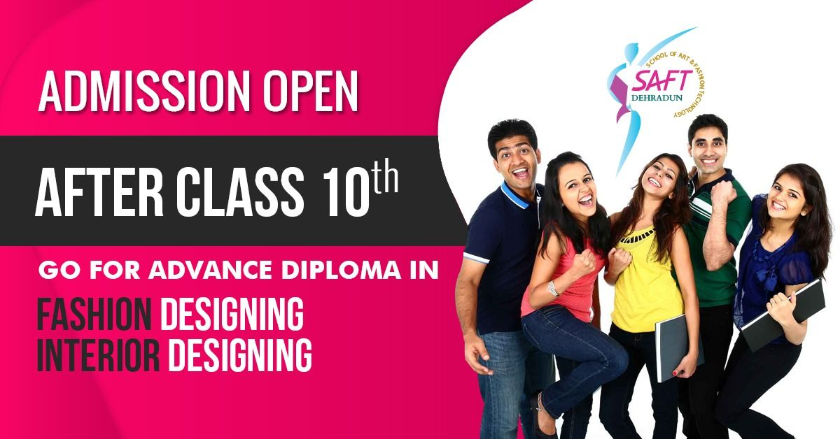 After Class 10th Go For Advance Diploma In Fashion Designing And Interior Designing Call Us Today 91 8126 Diploma In Fashion Designing Fashion Design Class