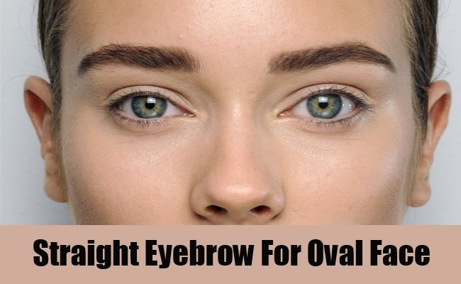 thick eyebrow shapes - Google Search   Eyebrows for oval ...