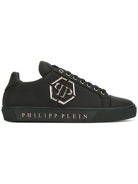 57a1f053ec PHILIPP PLEIN Queensland Sneakers. #philippplein #shoes #sneakers ...