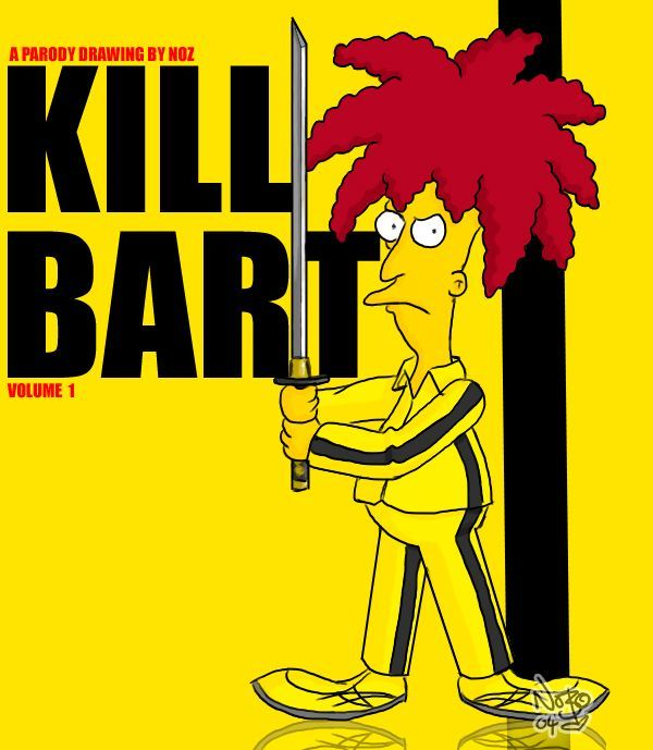 The Simpsons Parodies for Inspiration