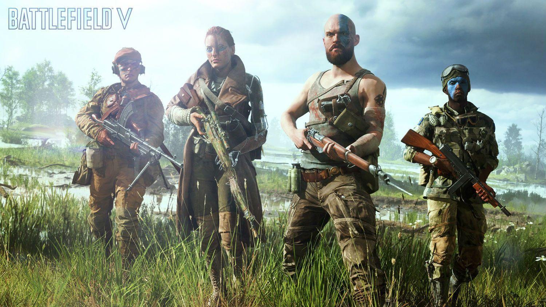 الكشف رسميا عن لعبة Battlefield V وإطلاق الإستعراض الأول