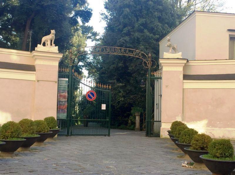 VOMERO, VILLA FLORIDIANA: LETTERA A BABBO NATALE http://www.napolitoday.it/blog/vomero/vomero-villa-floridiana-lettera-a-babbo-natale.html