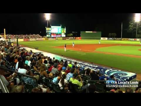 Myrtle Beach Pelicans Baseball - A Local Favorite - YouTube. Along the Grand Strand we root for the Myrtle Beach Pelicans! Family fun, discounts and entertainment await you!