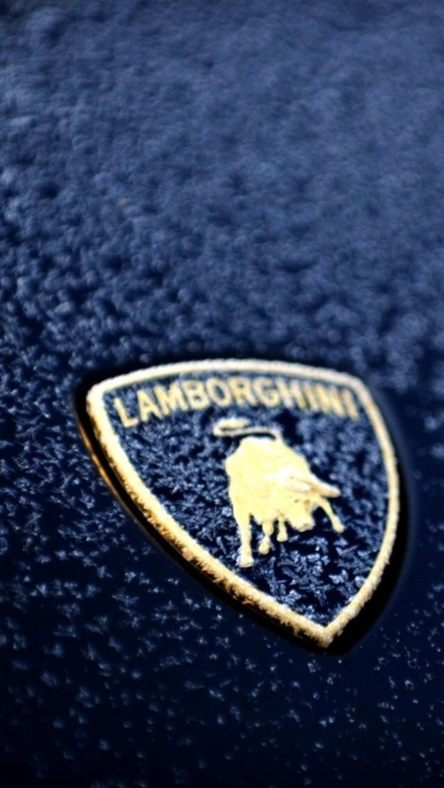 checkout this wallpaper for your iphone httpzedgenetw9575417 - Lamborghini Logo Wallpaper Iphone