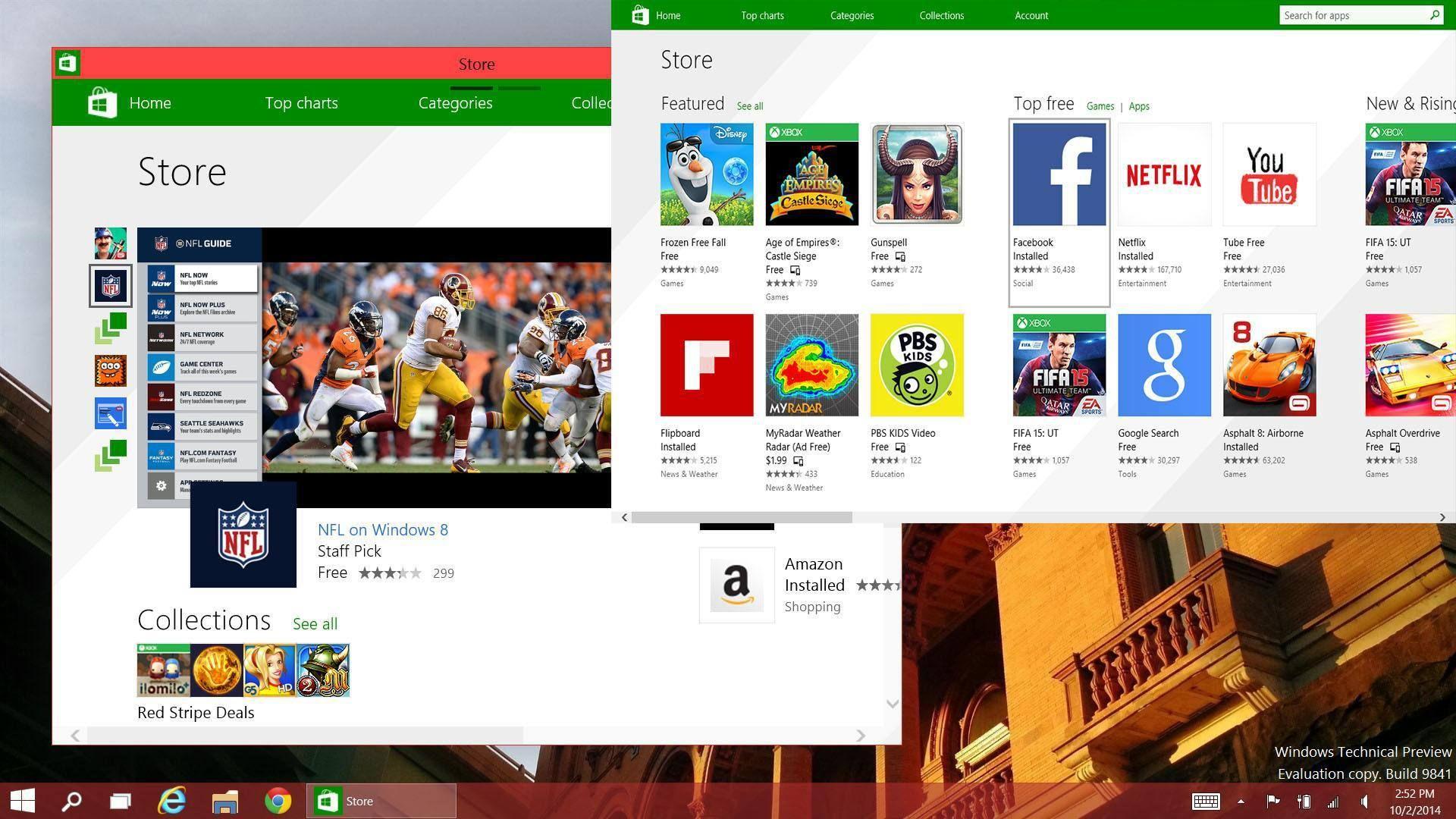 Windows 10 Screenshot 4   Software   Windows 10, Windows 10
