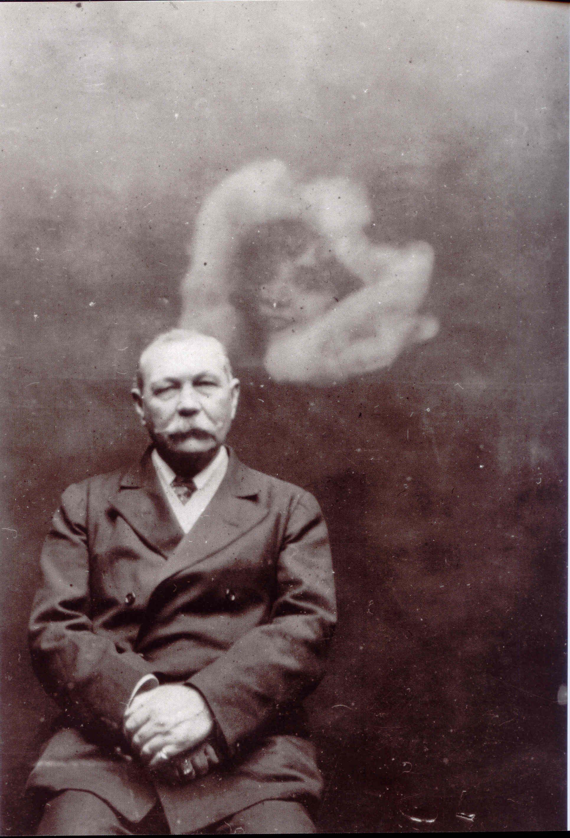 Spirit Photography Spirit Photography Conan Doyle Sir Arthur Conan Doyle