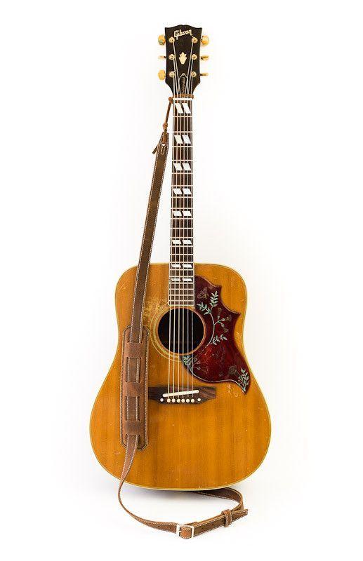 Arizona Arena Vintage Guitar Strap I Am In Love Gibson Acoustic Guitar Strap Vintage Gibson Guitars