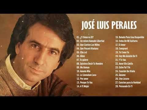 Jose L Perales 25 Sus Grandes Exitos Jose L Perales Sus Mejores éxitos Youtube In 2020 Music Songs Youtube Music Publishing