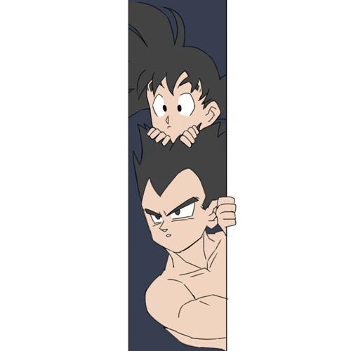 Pin by Naviah Lopez on dbs/dbz/db Goku and vegeta