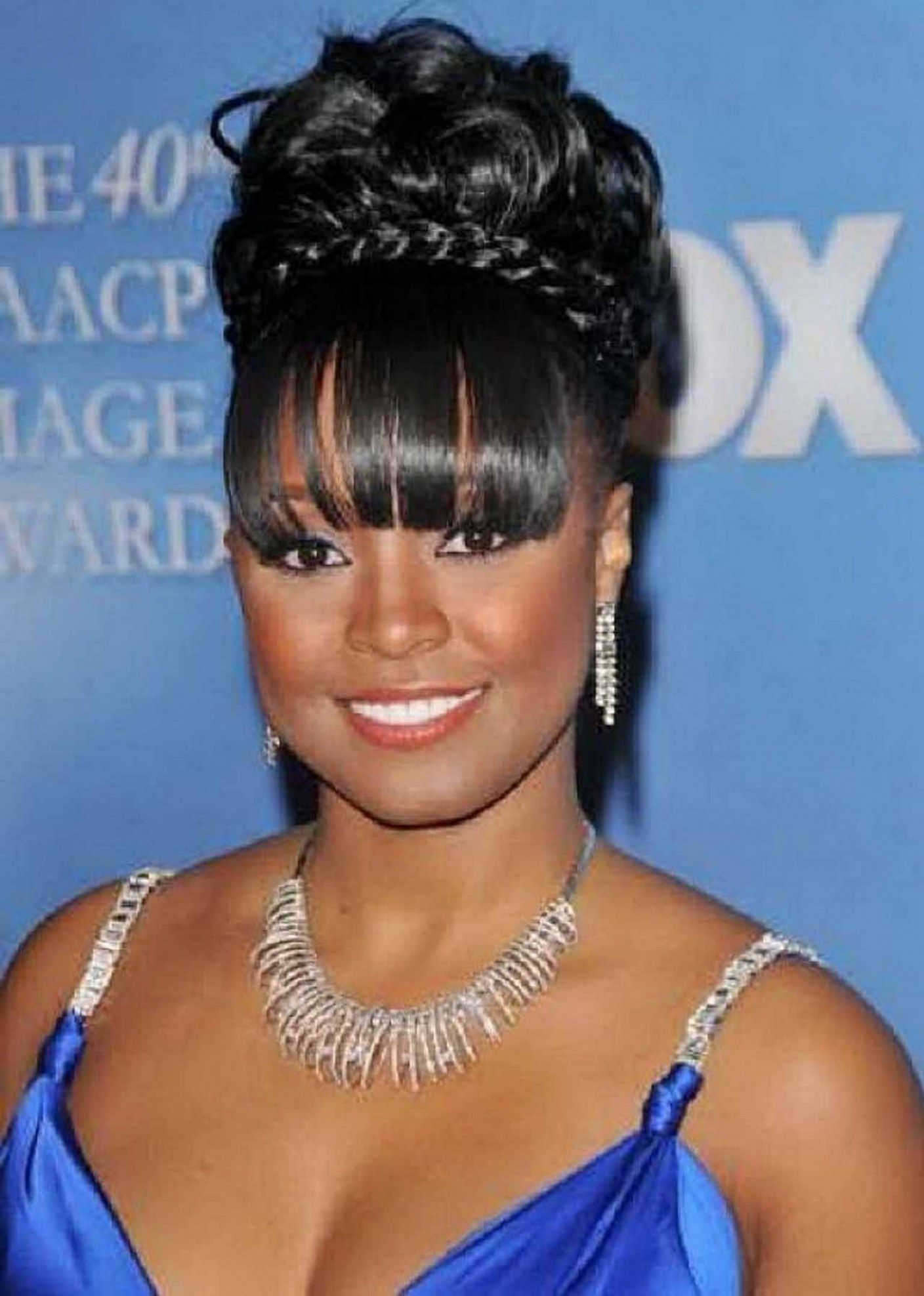 Black Braided Wedding Hairstyles Black Hairstyle Updos 2014 Black Within Black Braided W Black Wedding Hairstyles Black Prom Hairstyles Wedding Hairstyles Updo