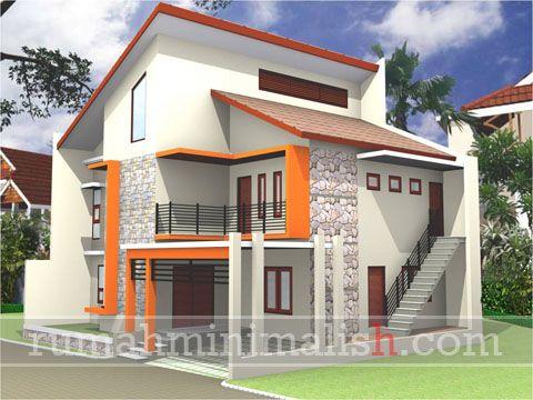 Gambar rumah minimalis modern 2 lantai | Rumah Minimalis & Gambar rumah minimalis modern 2 lantai | Rumah Minimalis | mi ...