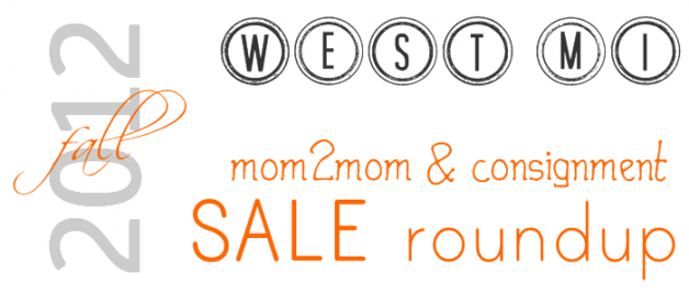 Pin this so you can remember when all of the fall consignment sales in West Michigan are.  http://grkids.com/2012-fall-consignment-sale-roundup/