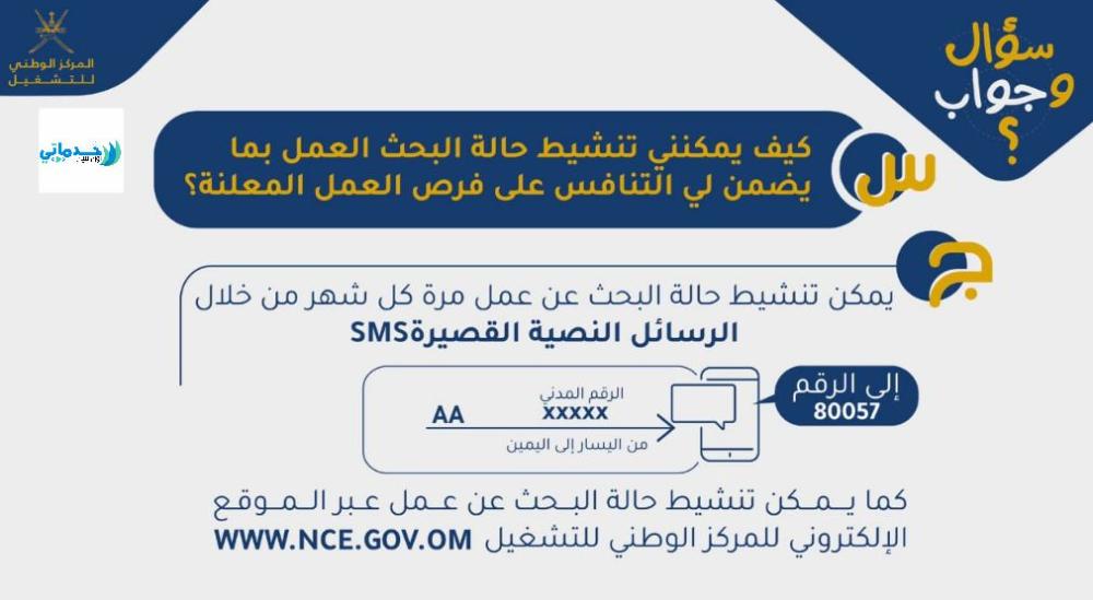 وزارة القوى العاملة تجديد بيانات سلطنة عمان خدماتى In 2021