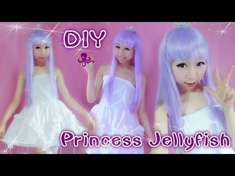 DIY: Princess Jellyfish Inspired Costume/Prom Dress ( Easy ...