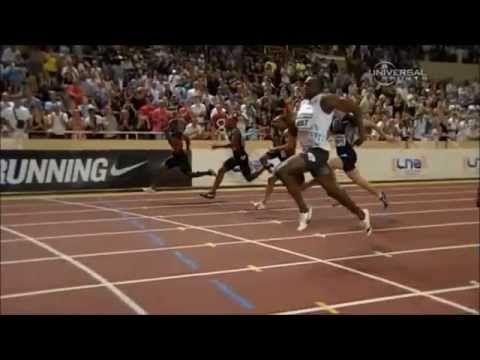 Análisis de la técnica de carrera de un guepardo y la de Usain Bolt