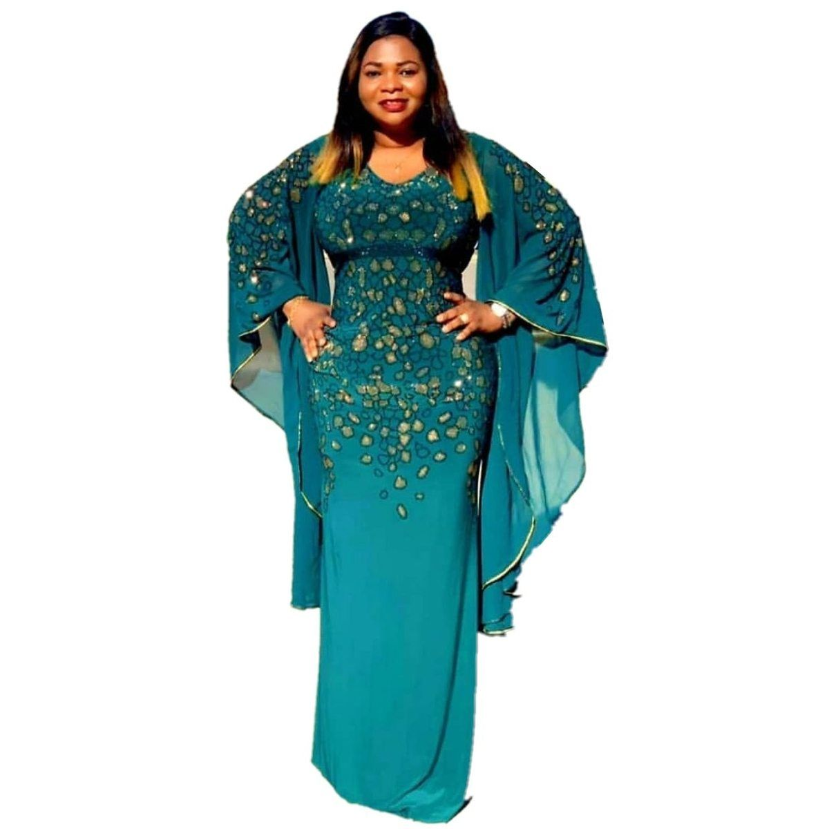 African Dresses For Women Robe Africaine 2019 African Clothing Dashiki Fashion Cloth Long Maxi Dress Africa Clothing