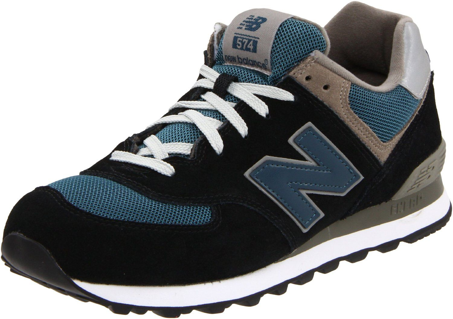 MADE IN USA New Balance Men's Grey M574 10 D