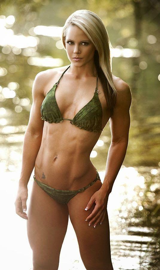 Consider, that Hot female fitness stars