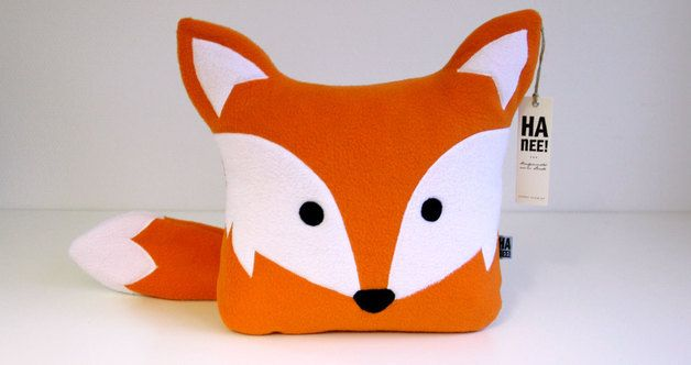 Fuchs Kissen