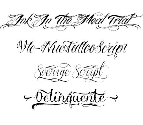 Tipos De Letras Y Simbolos Para Tatuajes 97 Imagenes Tipografias Y Tatoos Letras Para Tatuajes Tatuajes De Nombres Fuentes De Letras Para Tatuaje