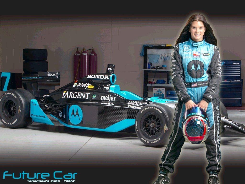 Danica Patrick IndyCar race winner