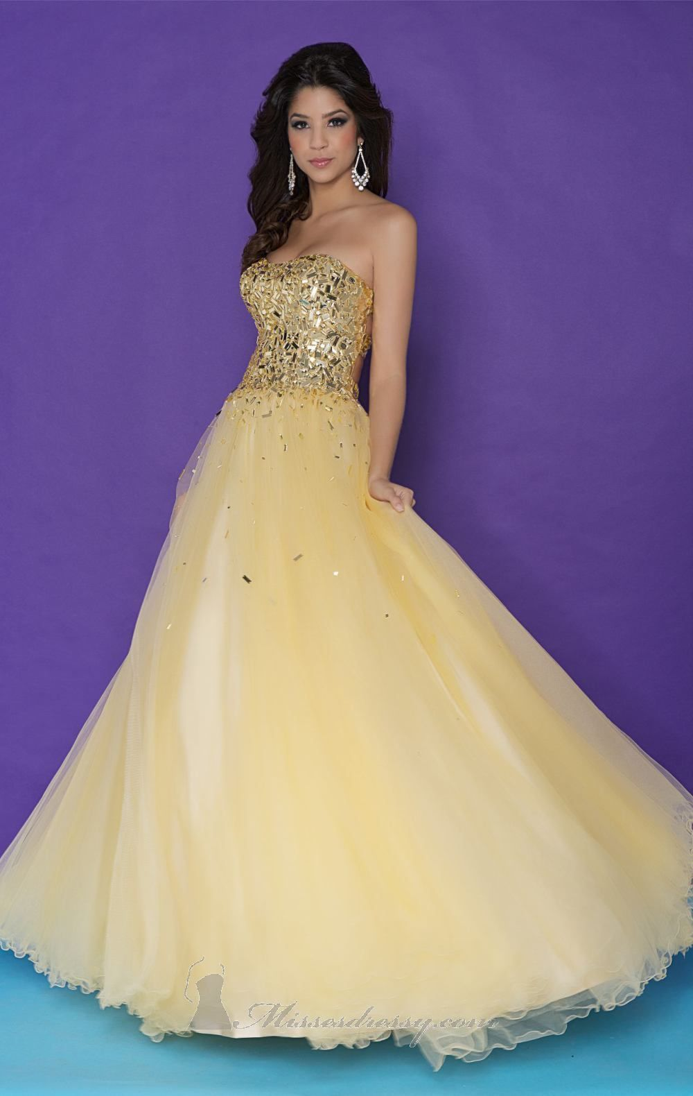 Alexia dress missesdressy goldenyelloworange dresses