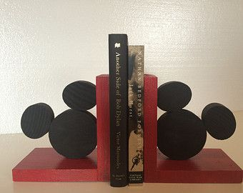 Mickey Mouse Bookends