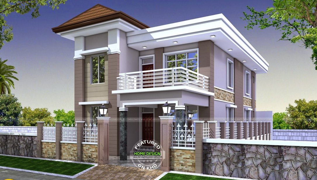 Good Front Design Of House Double Storey Part - 7: Pinterest