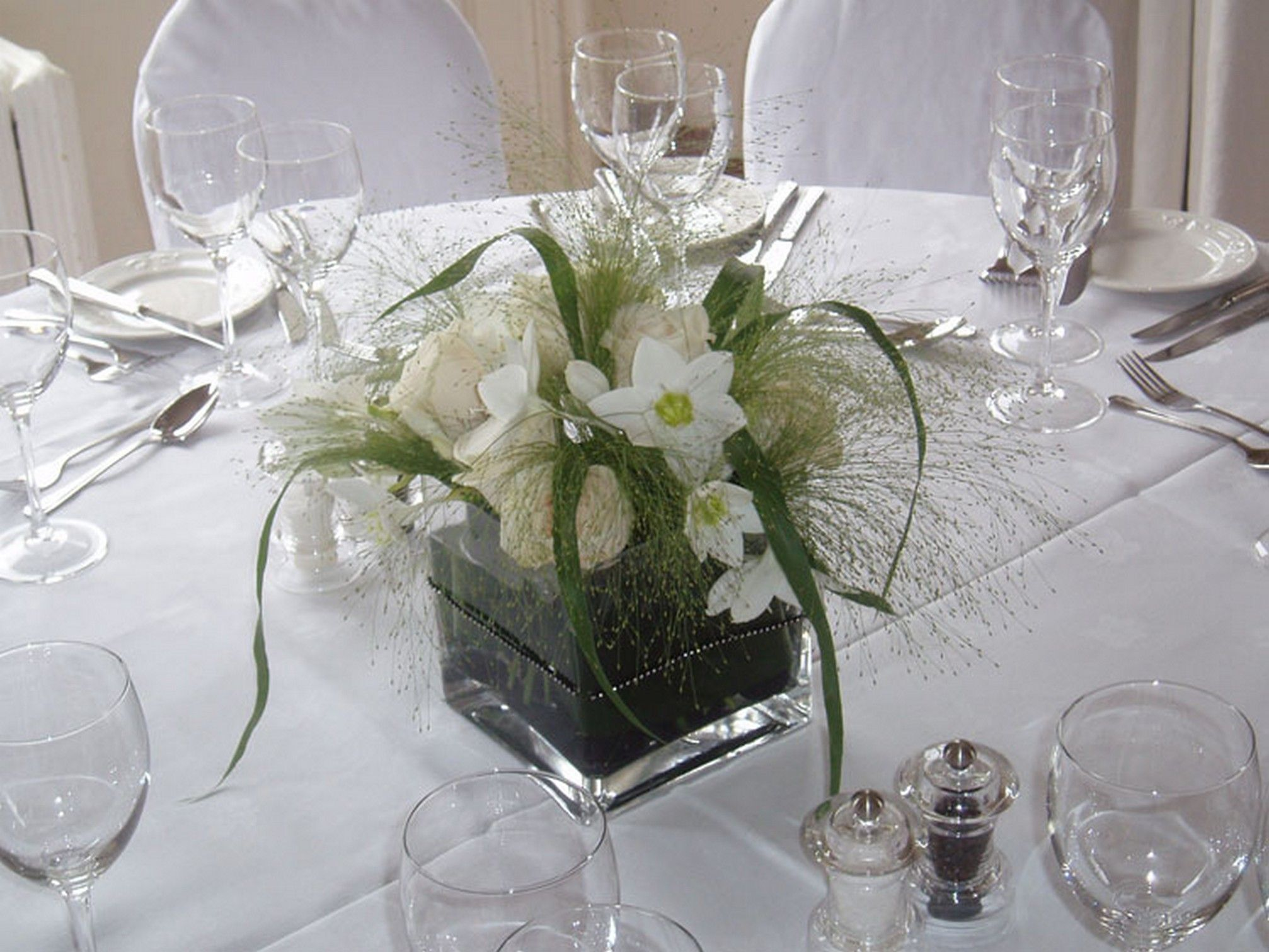 Silk Flower Arrangements For A Round Table Google Search