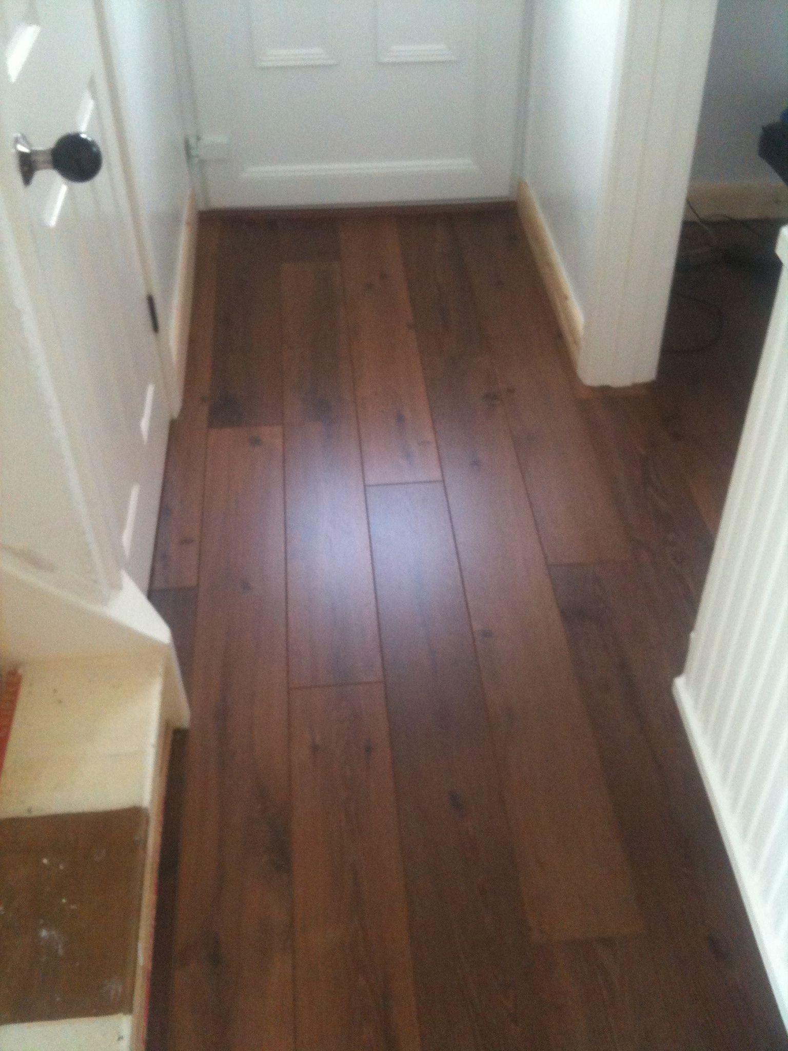 hallway wooden flooring oak - Google Search | Hall ...