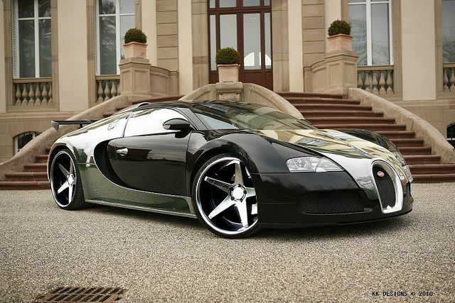 Bugatti Veyron Tuning By Kk Designs Cars Bugatti Veyron Bugatti Veyron Bugatti Cars