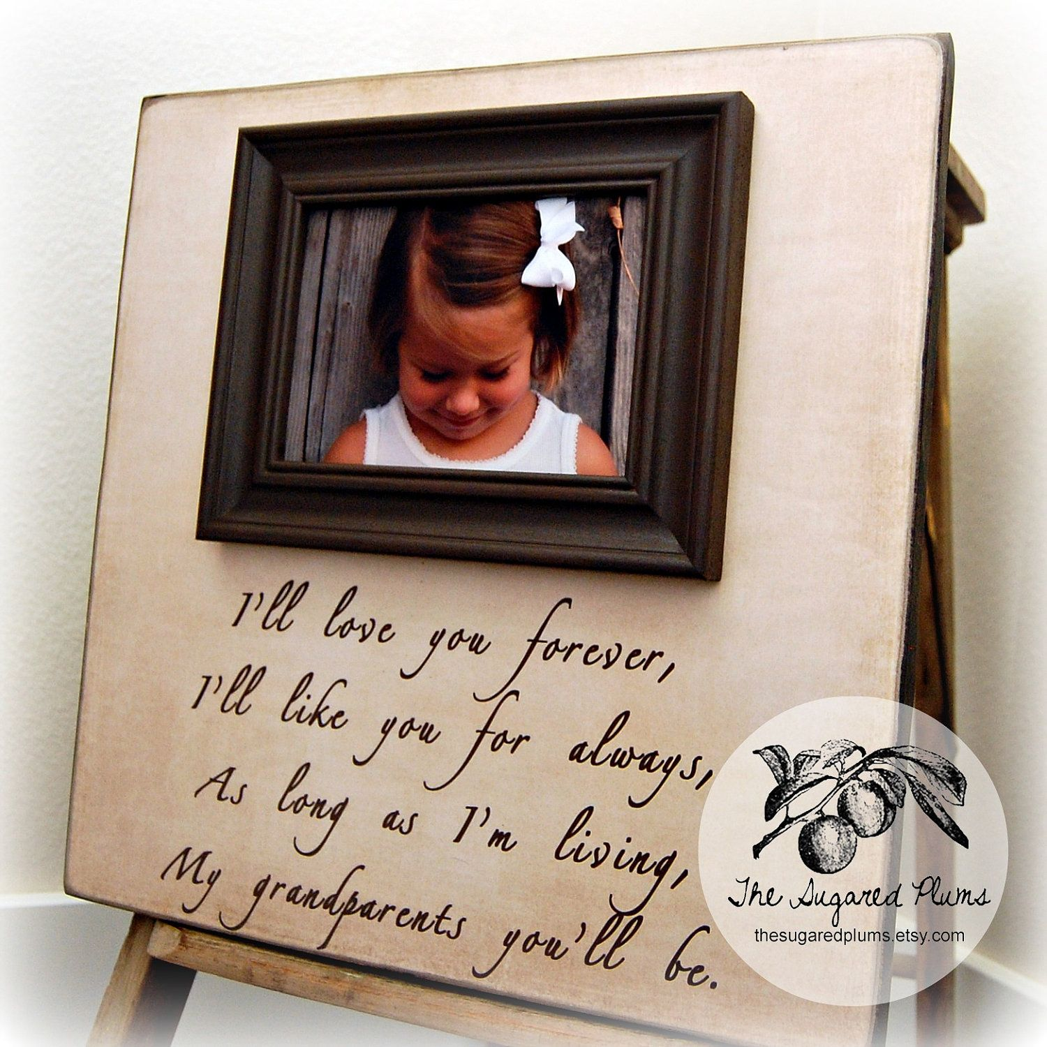 Grandparents gifts grandma gift mothers day gift fathers day gift grandparents gift picture frame fathers day dad grandfather grandchild papa appreciation 16x16 personalized frame 7500 solutioingenieria Image collections