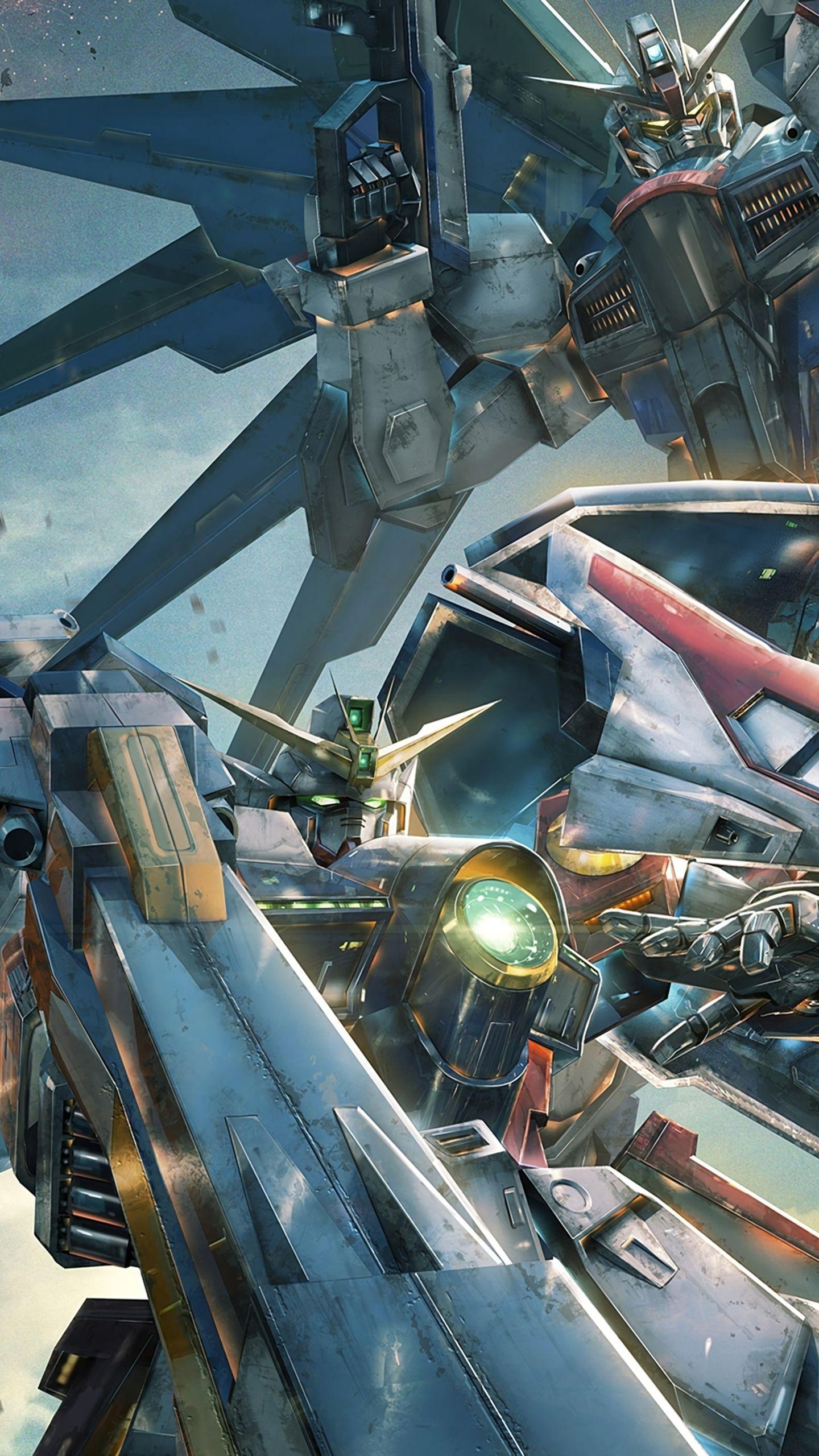 Gundam Wallpaper 1440x2560 Gundam, Predator, Caribbean