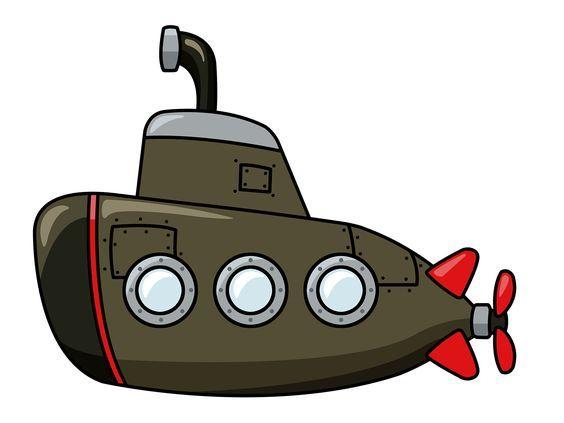 Free to Use & Public Domain Submarine Clip Art: | Clip art ...