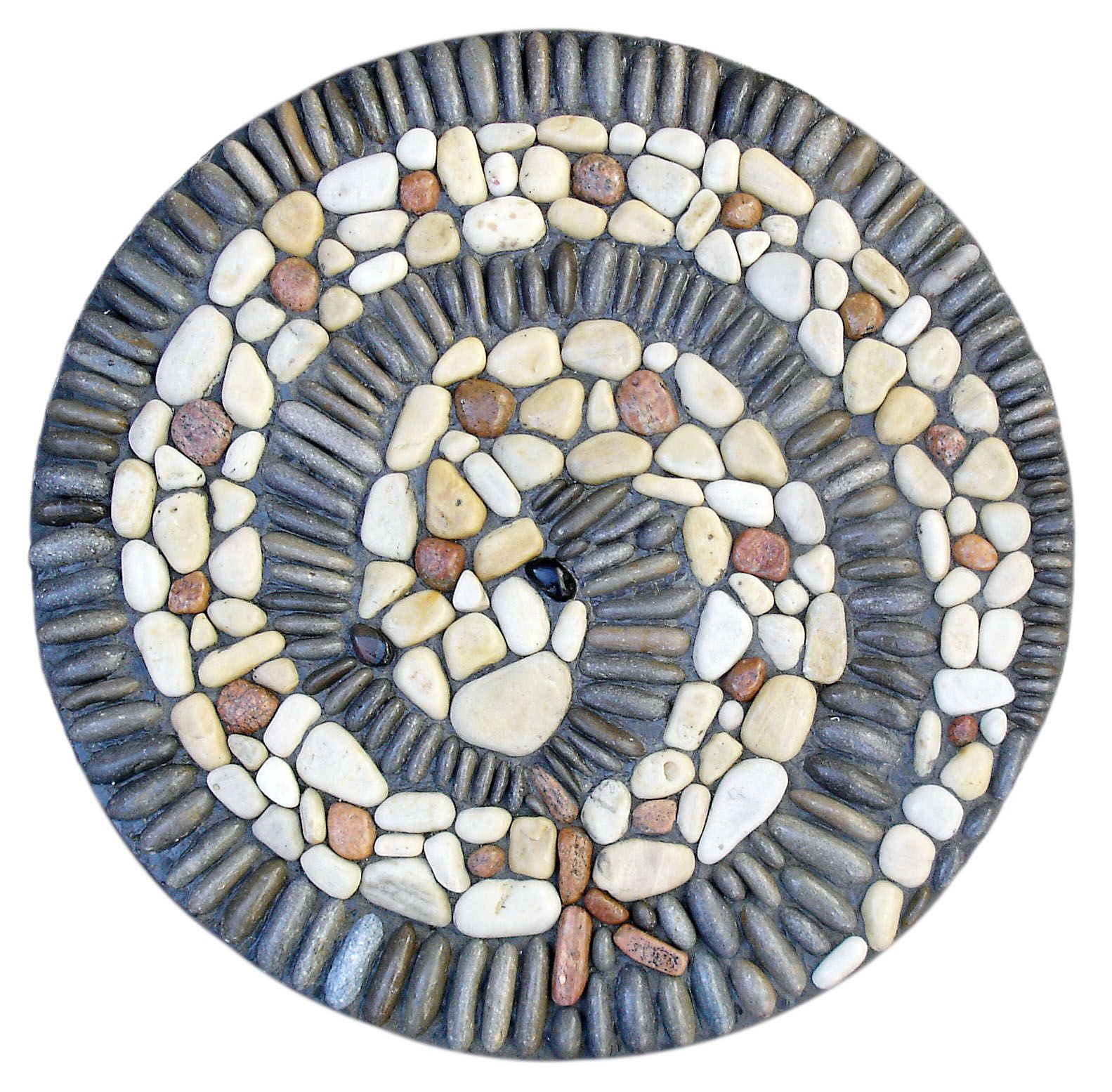 kathleen doody design garden pebble mosaics and pathways