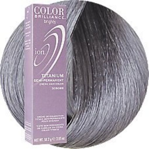 Ion Hair Color Titanium Hair Gray Scale And Pastels