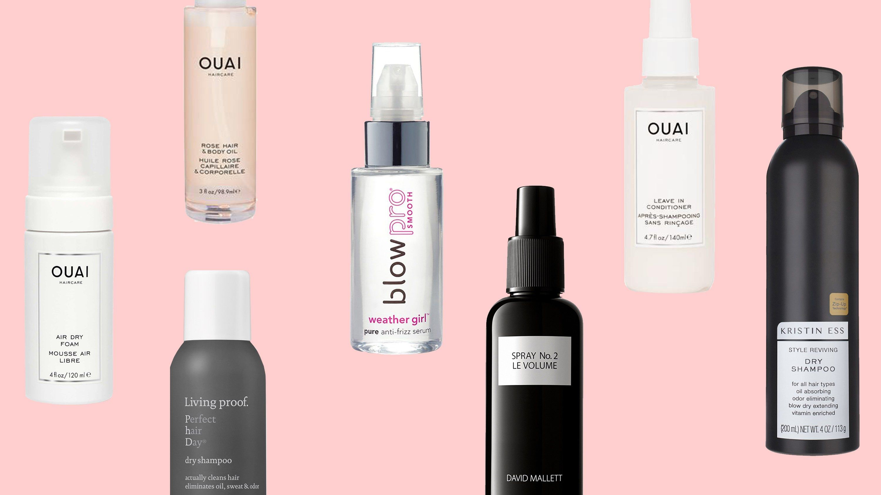 Four Product Combos That Add Major Volume to Thin Hair