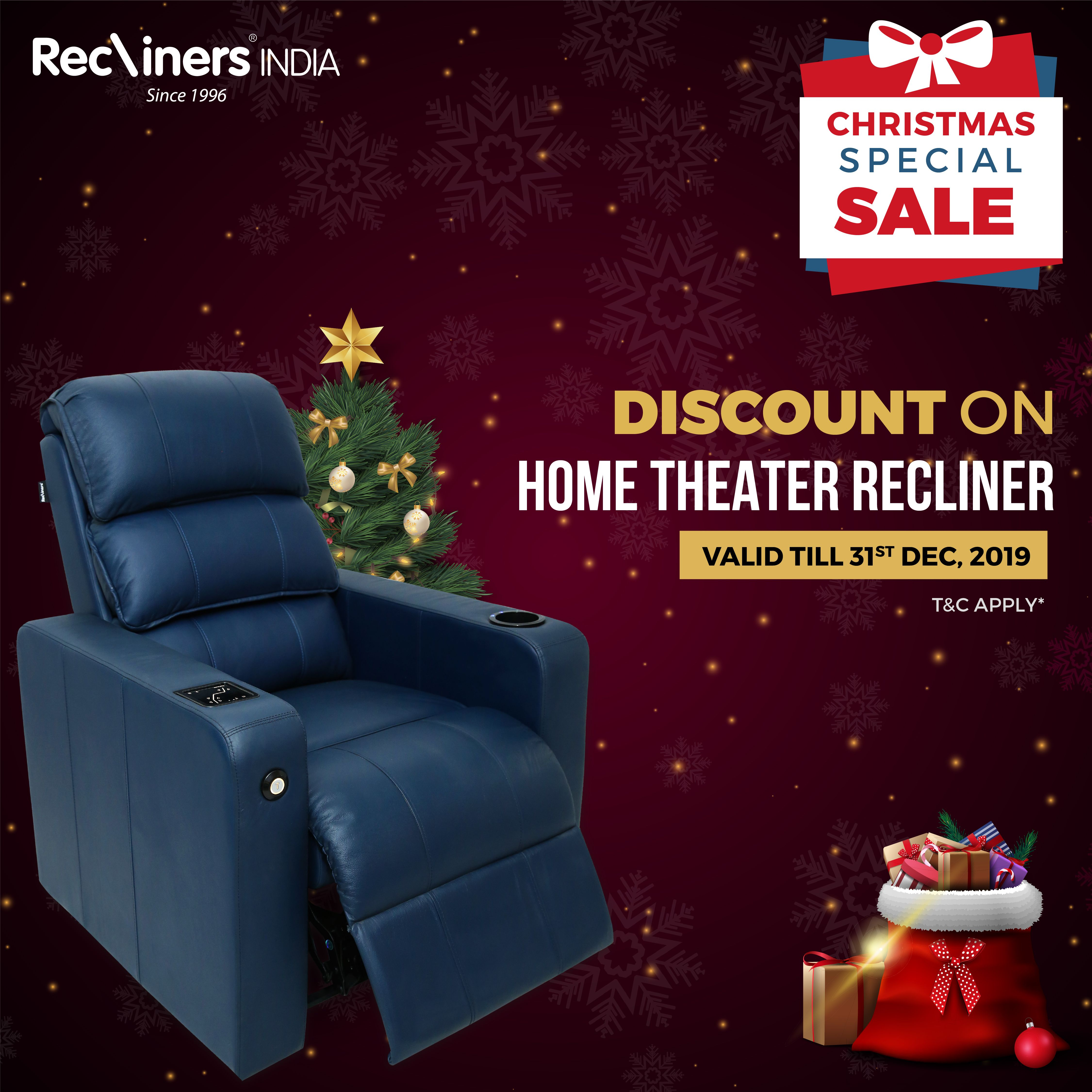 Recliner CHRISTMAS SPECIAL SALE Theater recliners