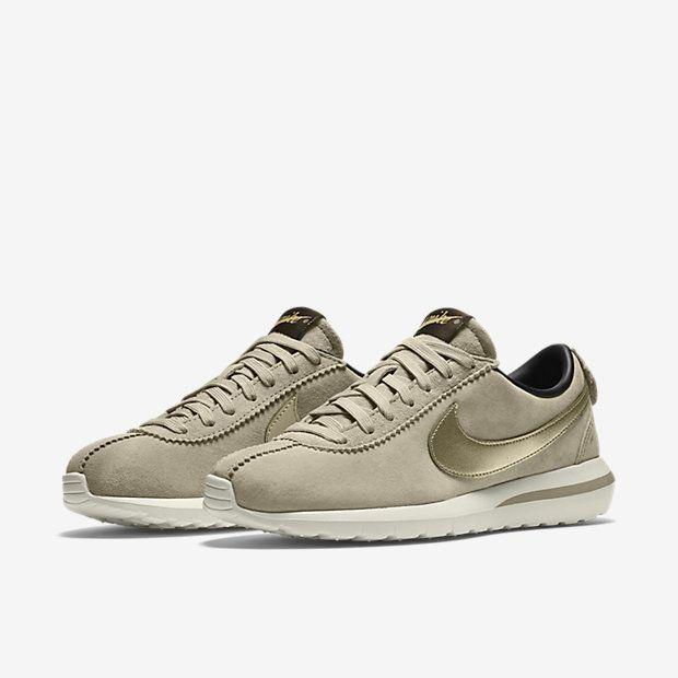 Nike Roshe Cortez Formateurs En Daim Premium