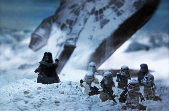 Les magnifiques mises en scène LEGO de Shobrick #05