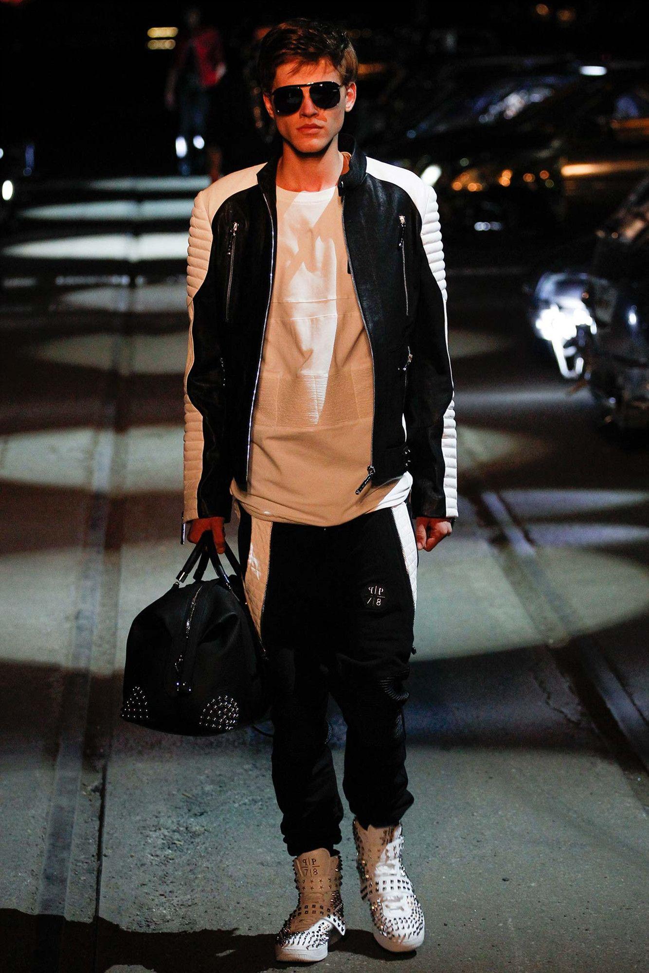 Philipp Plein Spring 2016 Menswear