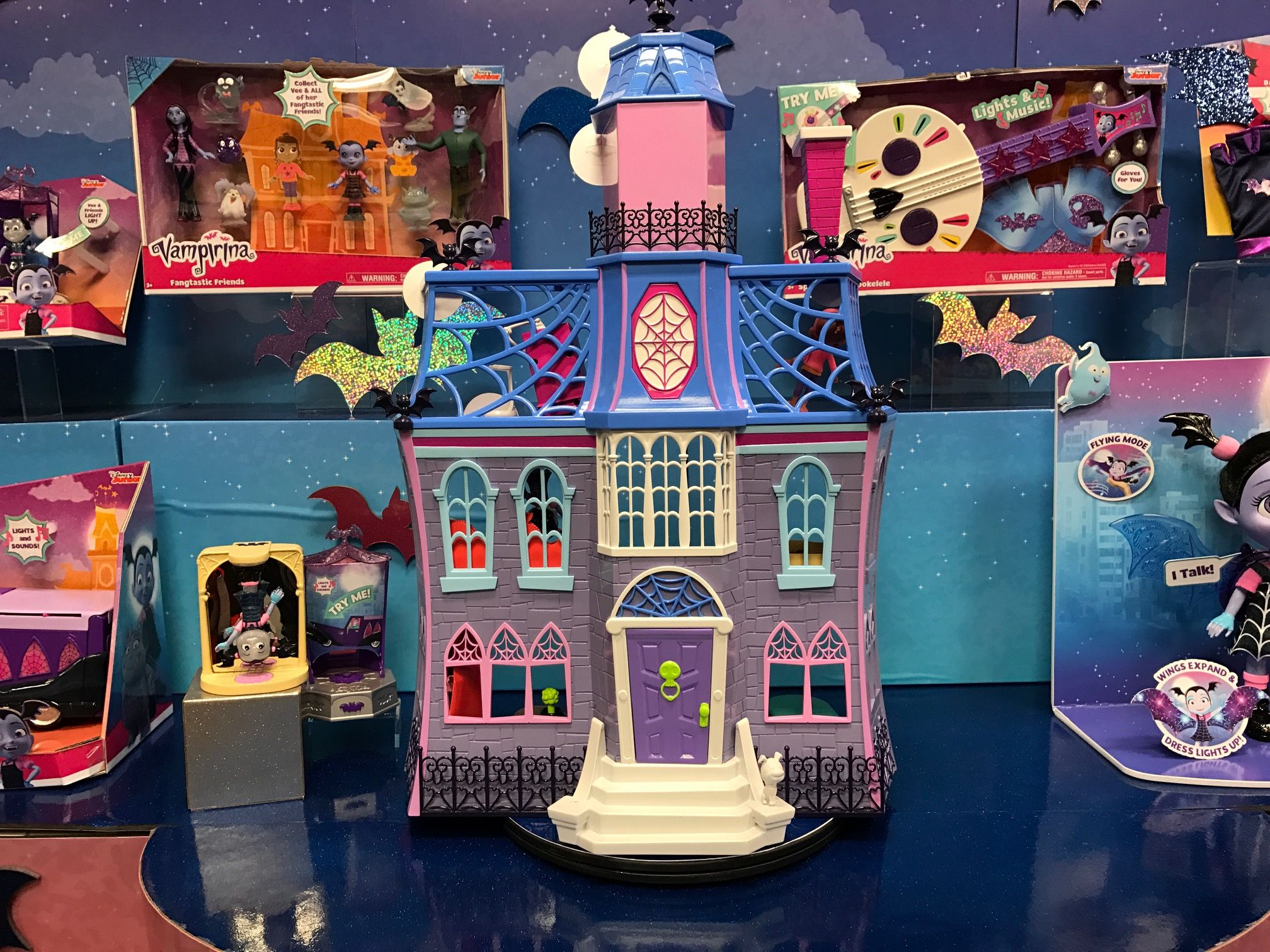 Your Kids Love The New Vampirina Show Check Out These New