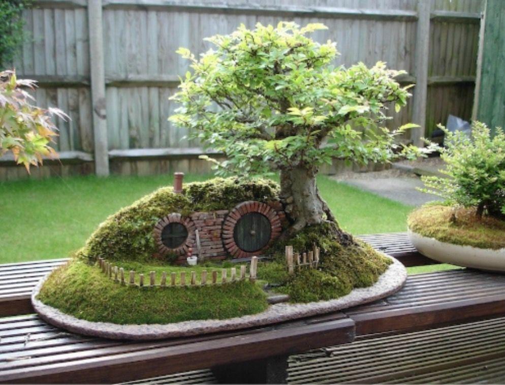 Hobbit Hole Fairy Garden Ideas You'll Love |The WHOot
