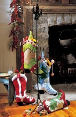 The Stocking Place